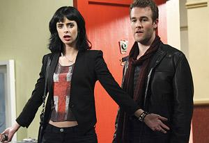 Krysten Ritter and James Van Der Beek | Photo Credits: Richard Cartwright/ABC