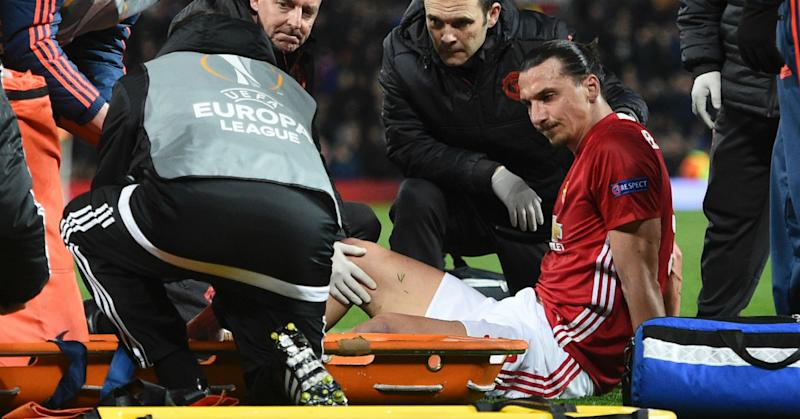 'Zlatan has not suffered a career-ending injury' - Raiola reports on Ibrahimovic's successful knee surgery