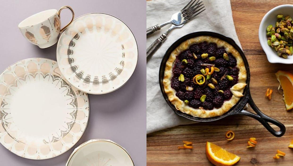 Everything you need for the perfect holiday dinner