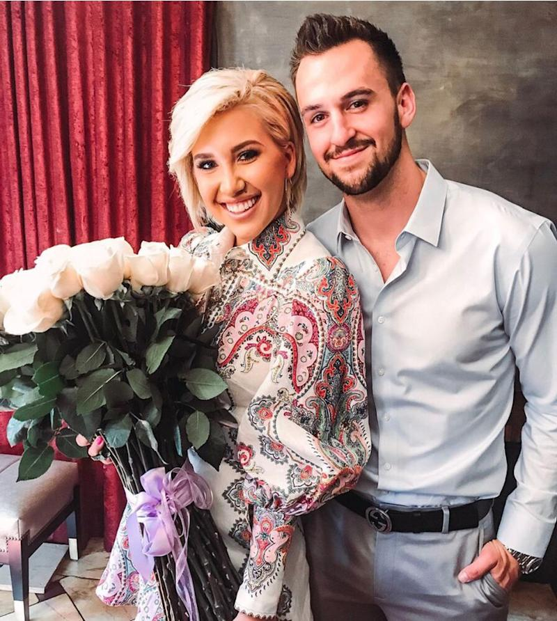 Savannah Chrisley and Nic Kerdiles | Nic Kerdiles/Instagram