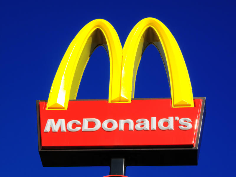 Missing students were found at a local McDonald's. (Photo: Getty)