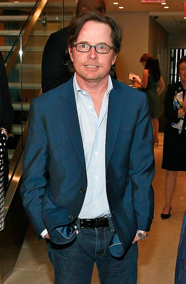 "Michael J. Fox turns 50 Charles Eshelman/<a href=""http://www.gettyimages.com/"" target=""new"">GettyImages.com</a> - April 27, 2011"
