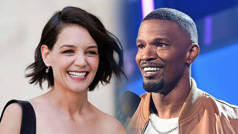 Katie Holmes and Jamie Foxx Celebrate Her 40th Birthday in NYC
