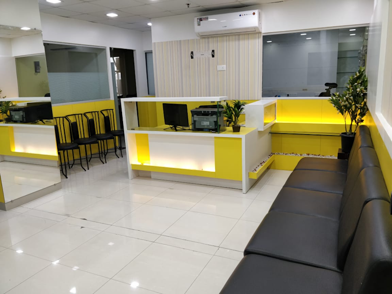 shared office space for rent in pune