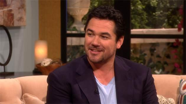 Dean Cain on Access Hollywood Live, June 13, 2013 -- Access Hollywood