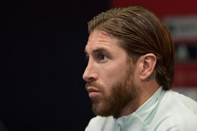 Ramos thinks Spain could play in Barcelona again in the future (AFP Photo/CRISTINA QUICLER)