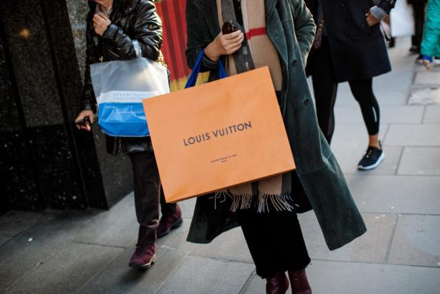 4a8d9cc2c883 A Woman Was Accused Of Fraud After Buying Louis Vuitton Bags At Saks Fifth  Avenue