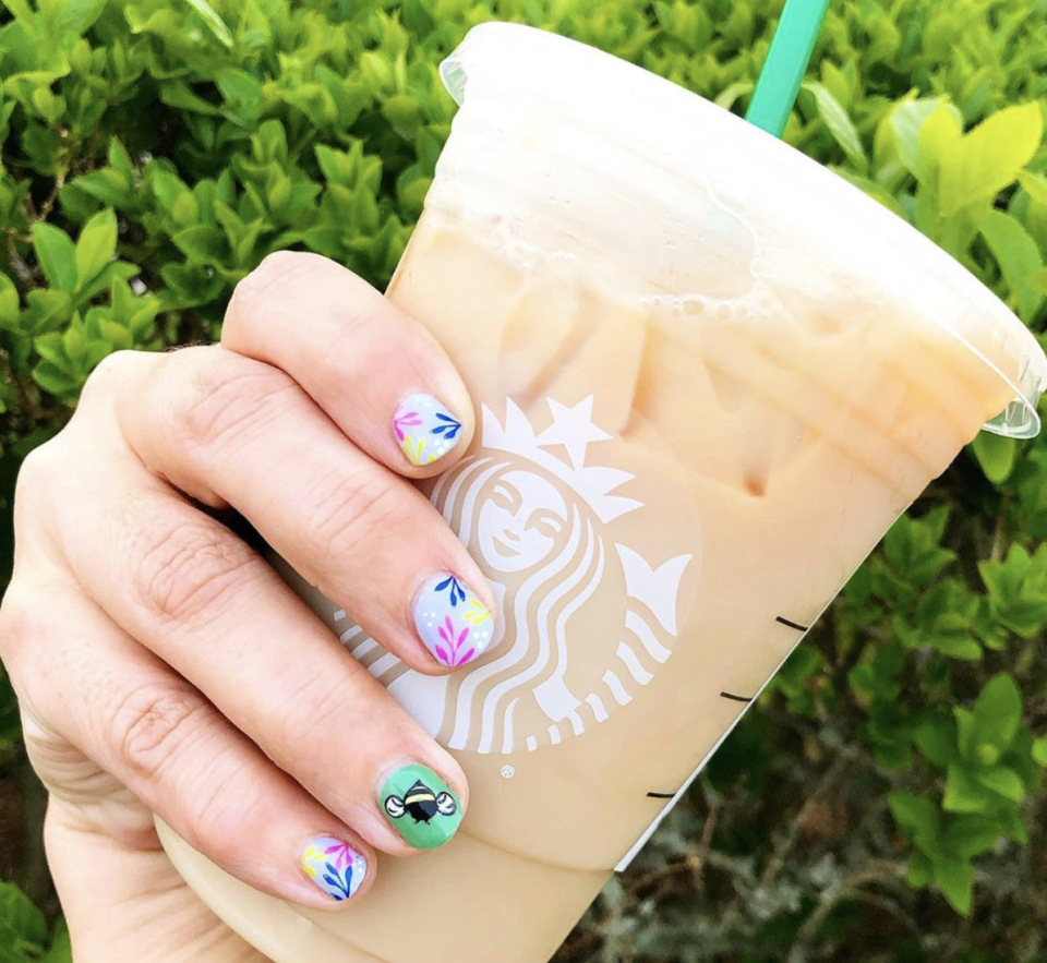 """<p>While this drink has been featured on the fan-run Starbucks Secret Menu site, the dirty chai (<a href=""""https://www.delish.com/food-news/a36382568/starbucks-secret-menu-cookie-butter-chai/"""" rel=""""nofollow noopener"""" target=""""_blank"""" data-ylk=""""slk:chai"""" class=""""link rapid-noclick-resp"""">chai</a> with a shot of espresso) is actually a pretty classic concept. It's perfect for when you want energy of a classic latte, but not necessarily the taste. Possibly the best end-of- summer coffee drink in the game.</p>"""