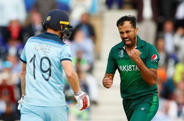 ICC Cricket World Cup - England v Pakistan