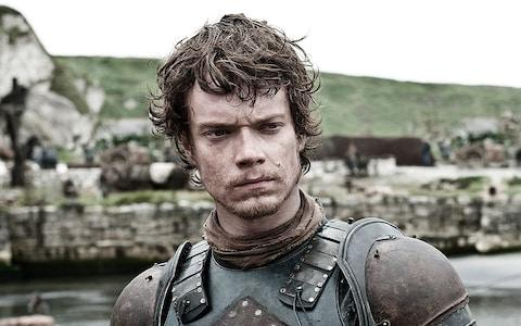 Alfie Allen as Theon Greyjoy - Credit: HBO