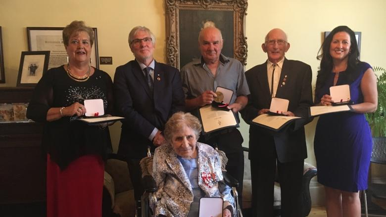 Escuminac Disaster survivors among 5 honoured with Senate medals