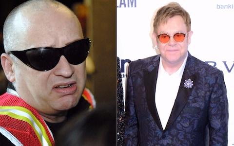 Boy George and Elton John
