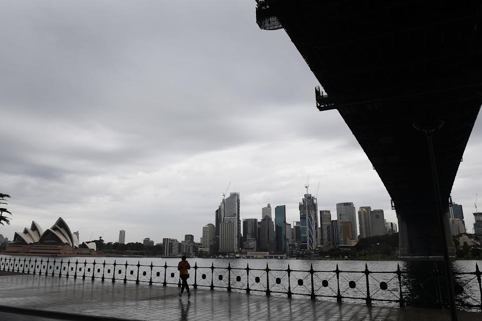 People are being urged to keep an eye on weather warnings over the coming days. Source:AAP Image
