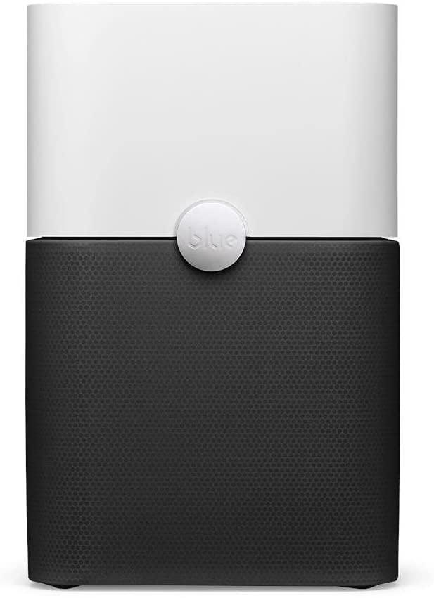 <p>I have the <span>Blueair Blue Pure 211+ Air Purifier</span> ($300) for my living room, and it's the perfect size. It keeps my air clean and fresh, and works for spaces up to 550 square feet.</p>