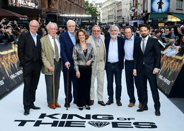 King of Thieves World Premiere – London