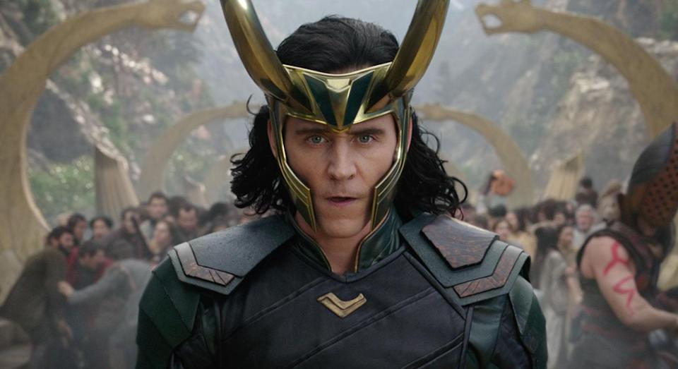 Tom Hiddleston will return as Loki sooner than we thought (Marvel Studios)