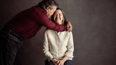 Donna Hart and Barry Tsuruda, a love story saved. (CNW Group/Heart and Stroke Foundation)
