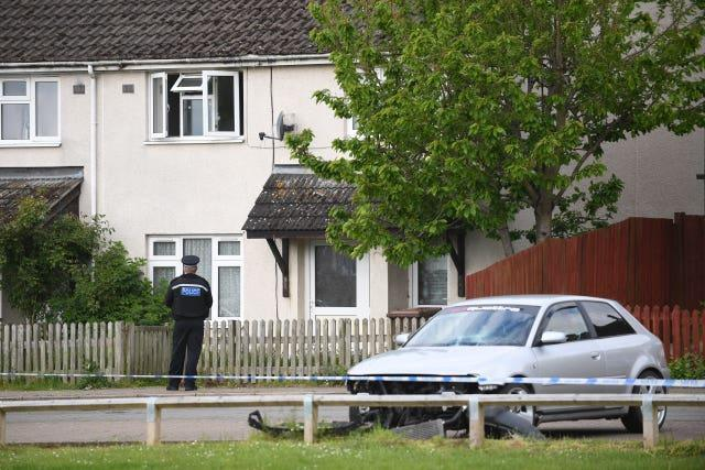 Corby incident