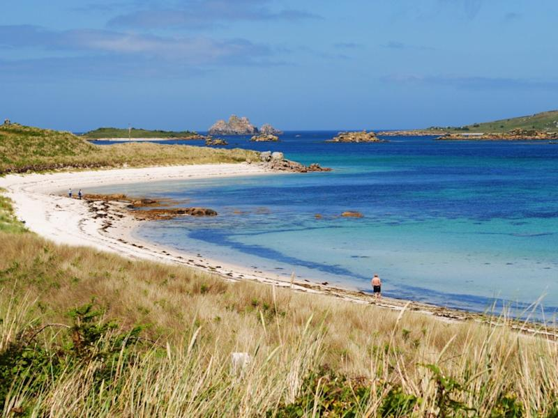 Getting to the Isles of Scilly doesn't have to involve wings (Getty Images/iStockphoto)