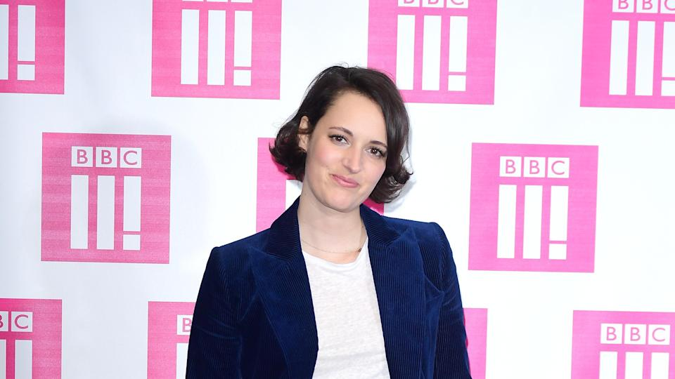 Phoebe Waller-Bridge, producer and writer of <em>Killing Eve</em>.