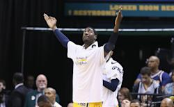 Roy Hibbert is headed to the Lakers. (Getty Images)