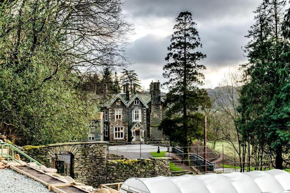 """<p>Located in the heart of the national park in the quintessentially English village of Grasmere, this luxury Lake District hotel is a restored gothic fairy-tale mansion on 43 acres of rolling green grounds and gardens. <a href=""""https://www.booking.com/hotel/gb/forestside.en-gb.html?aid=2070929&label=luxury-lake-district-hotels"""" rel=""""nofollow noopener"""" target=""""_blank"""" data-ylk=""""slk:The Forest Side"""" class=""""link rapid-noclick-resp"""">The Forest Side</a> has 20 rooms designed by James Mackie, with a contemporary, country feel and postcard-perfect views of the surrounding hills. </p><p>Throughout the hotel you'll find carefully chosen pieces as a nod to the estate's past, such as the wooden dining room floorboards which were recycled as dining room tables and salvaged original Victorian fireplaces. </p><p>During your time here, you can immerse yourself in nature searching the fellside for roe deer, red squirrels and the fluffy Herdwick sheep which graze the grounds. There are dog-friendly rooms too, so your four legged friend can explore the Lakes with you. </p><p><a href=""""https://www.redescapes.com/offers/lake-district-grasmere-the-forest-side-hotel"""" rel=""""nofollow noopener"""" target=""""_blank"""" data-ylk=""""slk:Read our review of Forest Side"""" class=""""link rapid-noclick-resp"""">Read our review of Forest Side</a></p><p><a class=""""link rapid-noclick-resp"""" href=""""https://www.booking.com/hotel/gb/forestside.en-gb.html?aid=2070929&label=luxury-lake-district-hotels"""" rel=""""nofollow noopener"""" target=""""_blank"""" data-ylk=""""slk:CHECK AVAILABILITY"""">CHECK AVAILABILITY</a></p>"""