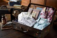 <p>Pack your trunk for <s>Hogwarts</s> vacation or college! </p>