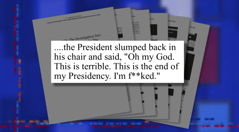 Stephen Colbert Tears Into Trump's Mueller Report Response: 'That's Not How an Innocent Person Reacts'