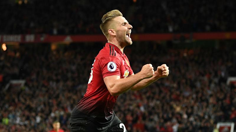 Neville hopes Shaw is on to something special after first United goal