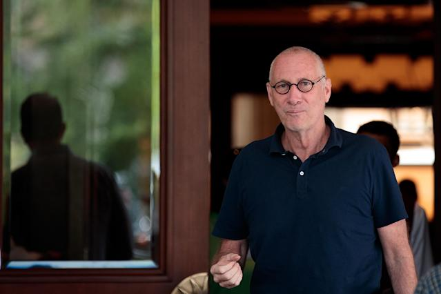 John Skipper worked for the Walt Disney Company for 27 years. (Getty Images)ES