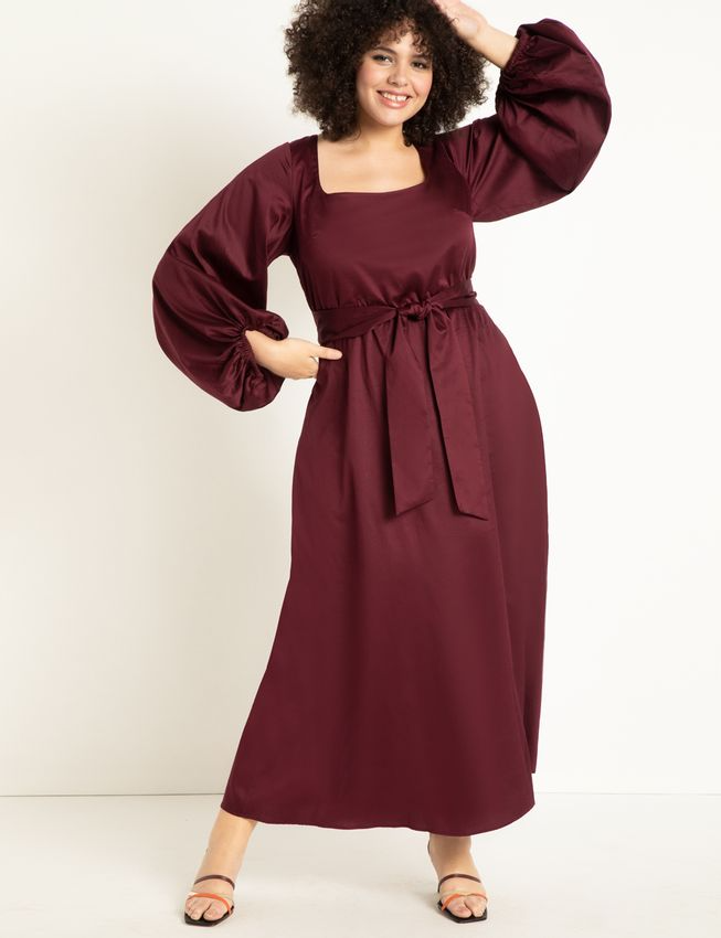 "<br><br><strong>Eloquii</strong> Square Neck Maxi With Full Sleeve, $, available at <a href=""https://go.skimresources.com/?id=30283X879131&url=https%3A%2F%2Fwww.eloquii.com%2Fsquare-neck-maxi-with-full-sleeve%2F1247589.html"" rel=""nofollow noopener"" target=""_blank"" data-ylk=""slk:Eloquii"" class=""link rapid-noclick-resp"">Eloquii</a>"