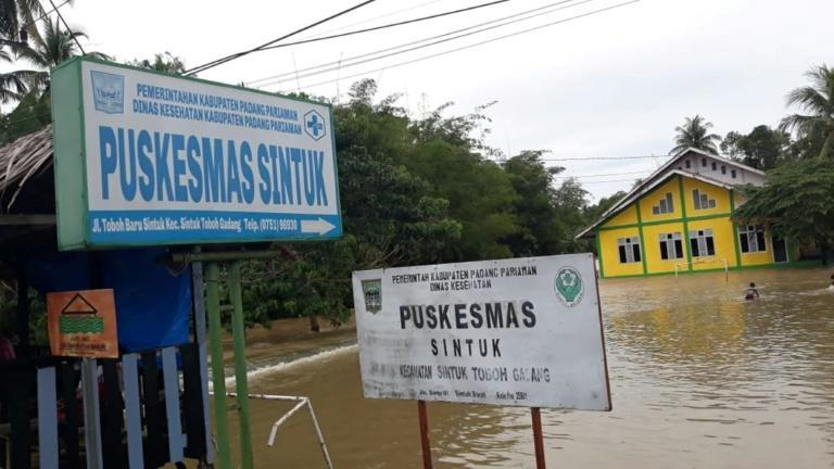 Local authorities have announced a state of emergency for 14 days and opened public kitchens (AFP/Handout)