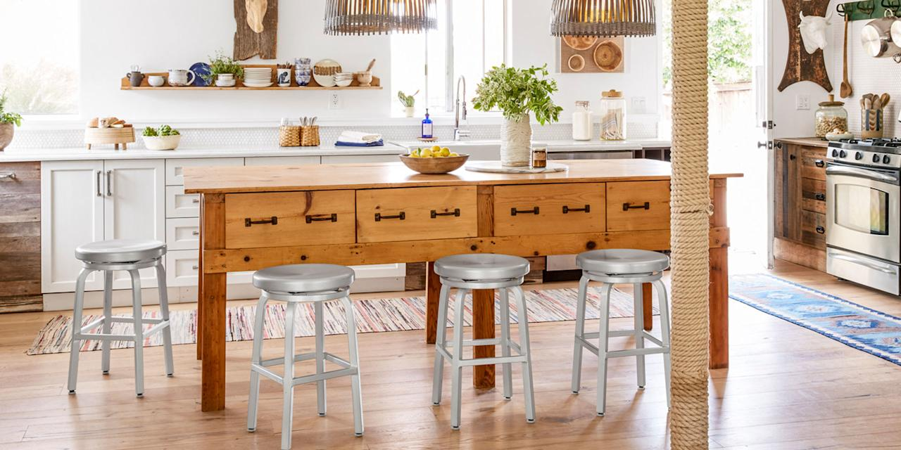 50 great ideas for kitchen islands - Small kitchen islands with seating and storage ...