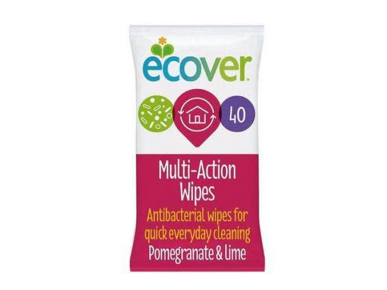 Not all wipes are made equal, these are biodegradable alternatives (Britmarine)