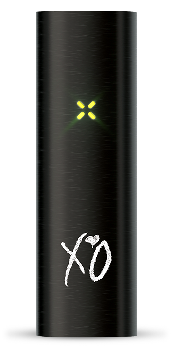 """<p>Swag doesn't come much more swaggering than a premium Pax device, customized with the Weeknd's logo, that plays """"The Hills"""" and indulges in some customized lighting every time you turn it on. That could be a negative, actually, if you don't want to announce your vaping to the world. But if everyone around also can't feel his or her face, much less object to the riffs coming out of your pseudo-smoking device, and you can afford the brand customization, go for it. Get it <a href=""""https://www.paxvapor.com/themadness/"""" rel=""""nofollow noopener"""" target=""""_blank"""" data-ylk=""""slk:HERE"""" class=""""link rapid-noclick-resp"""">HERE</a>. </p>"""
