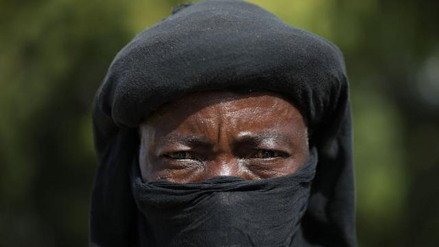 Vigilante groups have emerged in the north-west because of growing lawlessness