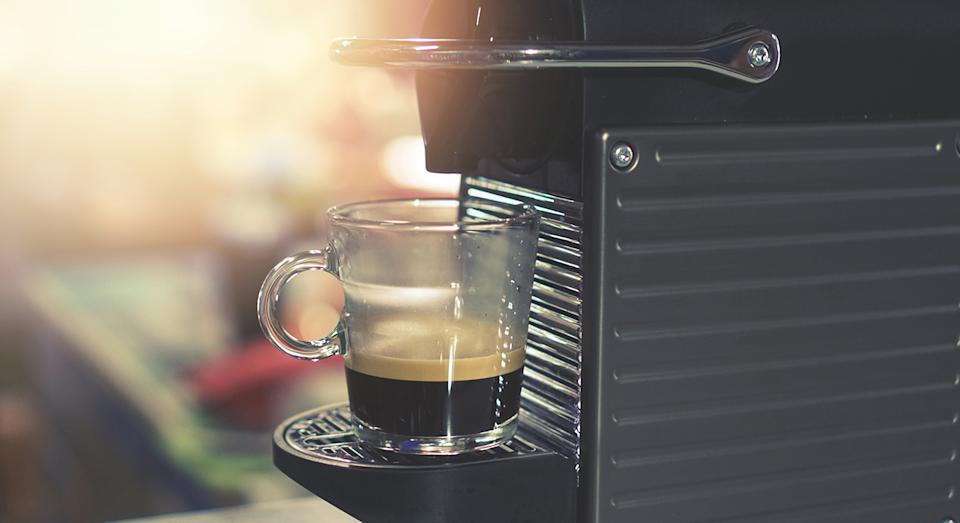 Up your barista skills with Currys' top-rated coffee machine, which is now on sale.  (Getty Images)