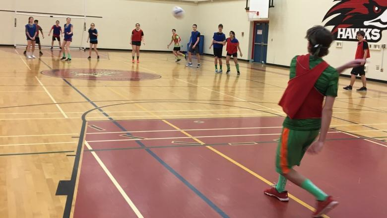 From Ireland to Island schools: Group aims to grow Gaelic football on P.E.I.