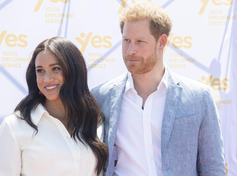 Meghan Markle and Prince Harry Launch Website for Archewell Foundation 6 Months After Announcing Name