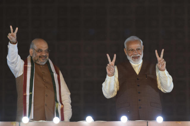 A consolidation of the Hindu vote? A mass movement against decades-long administrative ennui and corruption? A natural cycle of change? However one seeks to define it, there is no denying the rampant strides taken by the Bharatiya Janata Party into India's electoral space in the last ten years. The BJP swept 303 seats in the 2019 general elections, building on its already impressive 2014 performance that had seen it cross the 272 mark comfortably on its own and seen the Congress, India's oldest political party, reduced to a paltry 44 seats.
