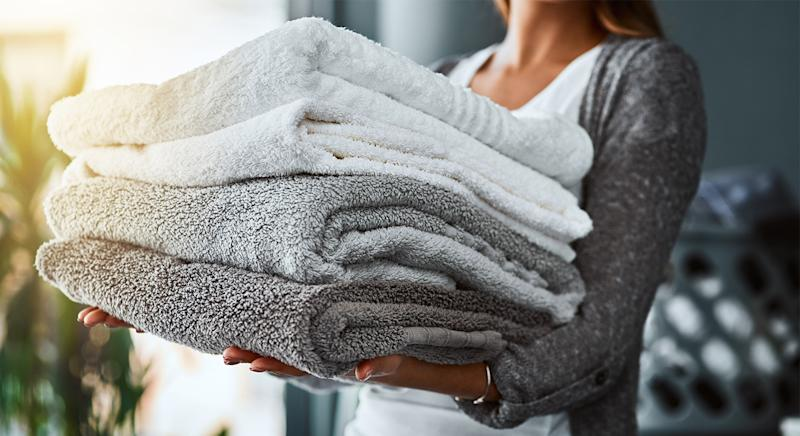John Lewis & Partners have an unmissable deal on bath towels. (Getty Images)