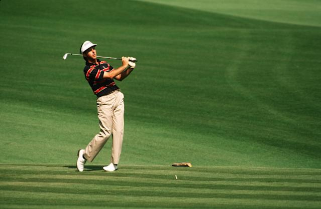 <p>In his only Masters outing in 1988, Wrenn went to bed on Thursday as the co-leader off a first-round 69. The success was short lived, as he was nine-over par the next three days at Augusta.</p>
