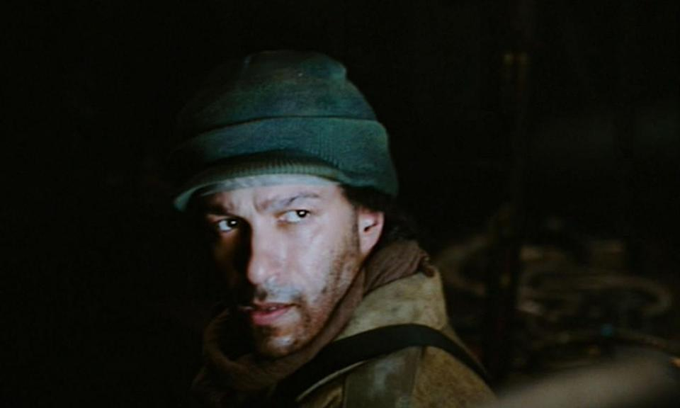 <p>The Rage Against the Machine guitarist made a cameo as one of the Ten Ring terrorists in <em>Iron Man</em>. </p>