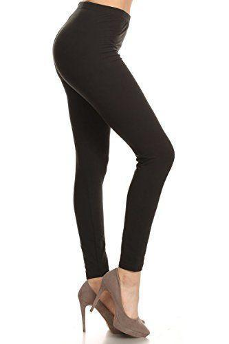 """<p><strong>Leggings Depot</strong></p><p>amazon.com</p><p><strong>$12.99</strong></p><p><a href=""""https://www.amazon.com/dp/B06X99GKMS?tag=syn-yahoo-20&ascsubtag=%5Bartid%7C10055.g.29024275%5Bsrc%7Cyahoo-us"""" rel=""""nofollow noopener"""" target=""""_blank"""" data-ylk=""""slk:Shop Now"""" class=""""link rapid-noclick-resp"""">Shop Now</a></p><p>Whether you're wearing them to head to the gym, run errands or lounge around at home watching Netflix, plain <a href=""""https://www.goodhousekeeping.com/clothing/g27206929/best-black-leggings/"""" rel=""""nofollow noopener"""" target=""""_blank"""" data-ylk=""""slk:black leggings"""" class=""""link rapid-noclick-resp"""">black leggings</a> may be the most-used item in your closet. Which also means it may be time for a re-up. </p>"""