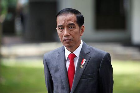 Indonesian president urges calm after Islamic State-linked Jakarta attacks