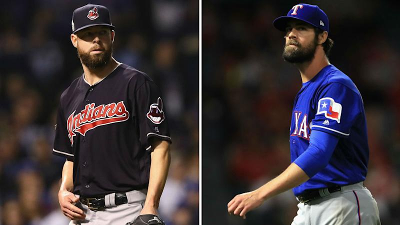 MLB injuries: Corey Kluber, Cole Hamels land on disabled list