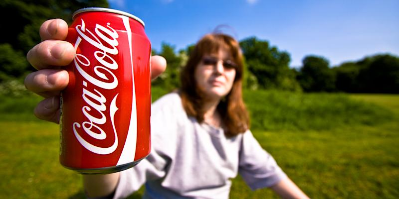 You Might Soon Be Able To Drink Cannabis-Infused Coca-Cola