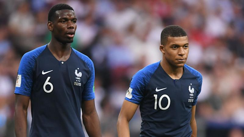 France must win without Pogba, Mbappe and Kante - Tolisso