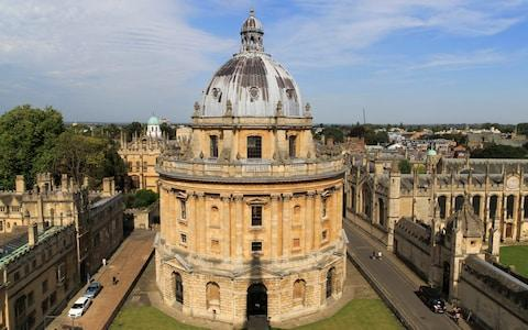 Radcliffe Camera, Oxford - Credit: Getty
