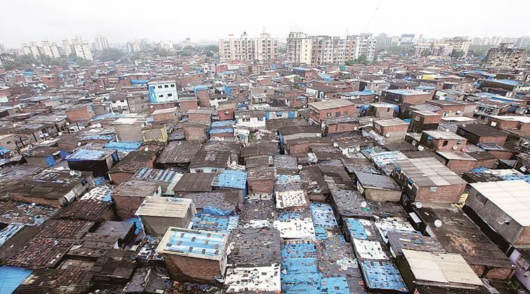 mumbai slums, slums in mumbai, mumbai rivers, cowsheds in mumbai, mumbai cowsheds, pollution, pollution in mumbai, mumbai pollution, mumbai news, Indian Express